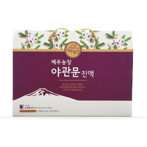 Jeju Farm Chinese Lespedeza Juice 80ml × 30 Pouches